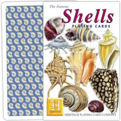 Heritage Playing Cards - Shells