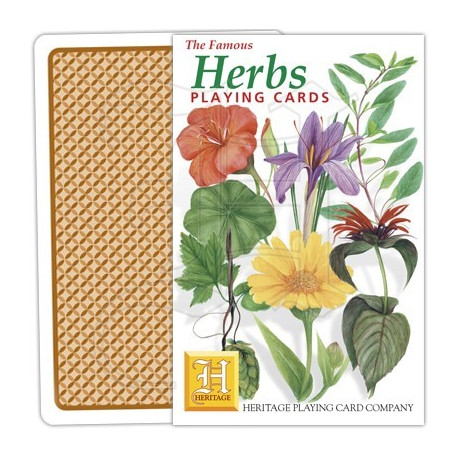 Heritage Playing Cards - Name Spices