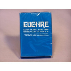 Playing Cards - Euchre Double Pack