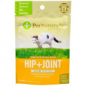 Pet Naturals of Vermont Hip + Joint Chews For Cats 30 Chews 1.59 oz (45 g)