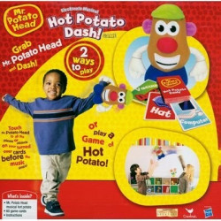 Mr Potato Head Hot Potato Dash Game NEW!
