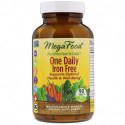 MegaFood One Daily Iron Free 90 Tablets