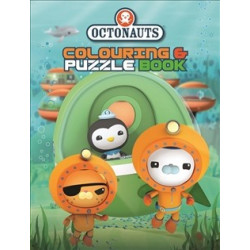 Octonauts Colouring and Puzzle Book NEW!