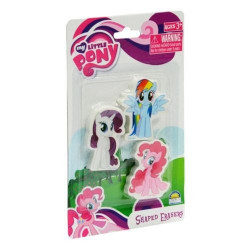 My Little Pony SHAPED ERASER - Licensed Product