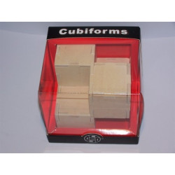 Le Mi Arts Series - Cubiform Puzzle No 2