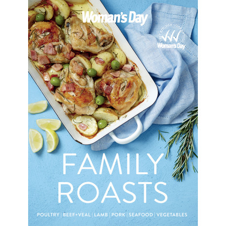 Woman's Day Family Roasts Cookbook