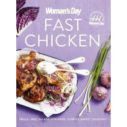 Woman's Day Fast Chicken Cookbook ***HOT PRICE***