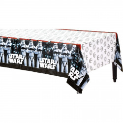 Star Wars TableCover 1.8 M x 1.3 M Episode VII Genuine Licensed Birthdays... Parties ....