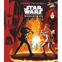 Star Wars Little Treasures - Revenge of the Sith ... JUST RELEASED!