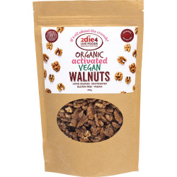 Activated Organic Walnuts 300g ( Carton - 6 Packets ) NEW! TRY IT!