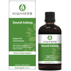 Kiwiherb Sound Asleep 100ml NEW! TRY IT!