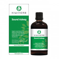 Kiwiherb Sound Asleep 200ml NEW! TRY IT!