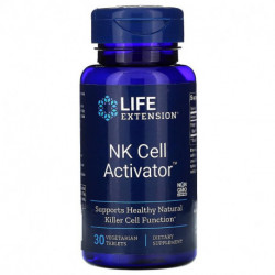 Life Extension NK Cell Activator 30 Vegetarian Tablets