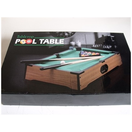 Pool Table Large Measures 51x31x10cm