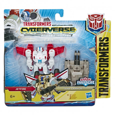 Transformers Cyberverse Spark Armor Battle Assorted