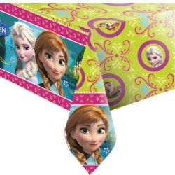Disney Frozen Tablecover Birthday/ Party TableCover Licensed