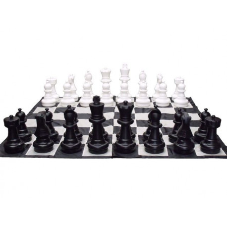 Giant Chess Pieces 40cm PIECES ONLY