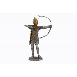 Dal Rossi Pewter ROMAN MIDDLE ANCIENT WARRIOR - STANDING