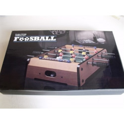 TableTop Football Table Large 51x31x10cm