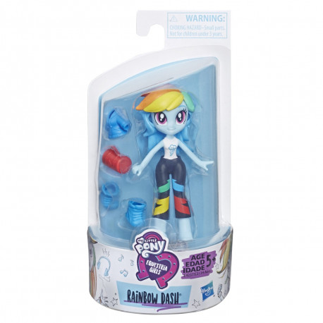 My Little Pony Equestria Fashion Squad Mini Doll Assorted