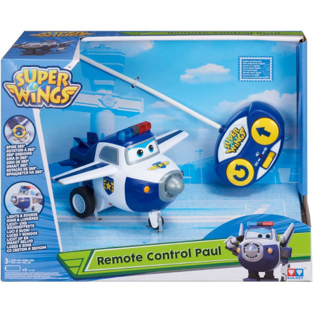 Super Wings Remote Control Assorted