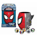 Spider Man Face Off Dice Game Licenced - Assorted