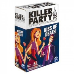 Killer Party Kiss of Death- Party Game