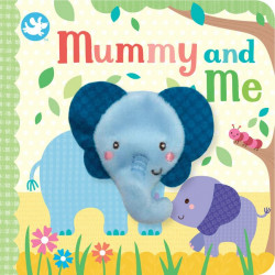 Little Me - Mummy and Me Finger Puppet Book