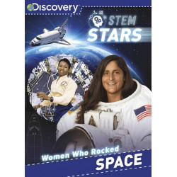 Discovery STEM Stars Women Who Rocked Space