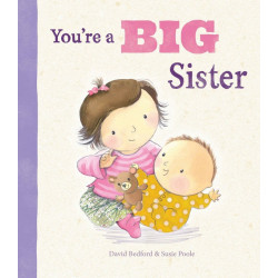 You're a Big Sister - Picture Book