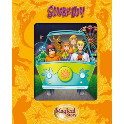 Scooby-Doo Magical Story with Tinticular Cover