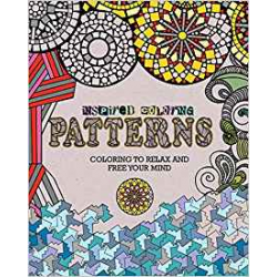 Inspired Colouring - Patterns