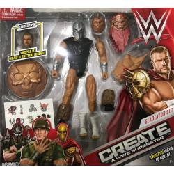 WWE® Create A Superstar - Gladiator Set Triple H NEW!