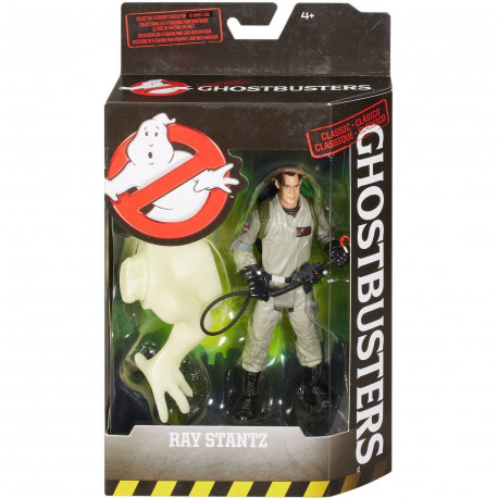 Ghostbusters Classic 6 Inch Figures Ray Stanz
