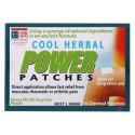 Cathay Herbal Cool Herbal Power Patches x 10 Dermal Patches ***Flash Deal***