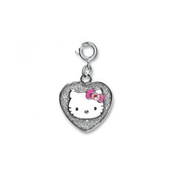 Charm It Hello Kitty Silver Screen Bracelet Necklace Charm Girls Jewellery