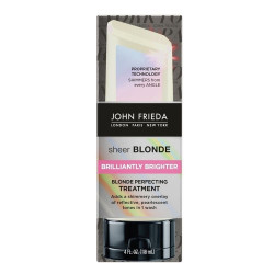 John Frieda Sheer Blonde Brilliantly Brighter-Blonde Perfecting Treatment 118 ml