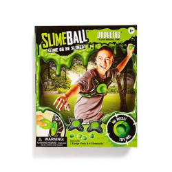 NEW Slimeball Dodgetag 2 Player Set