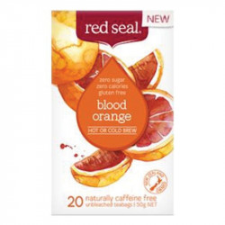 Red Seal Tea Blood Orange 20 Tea Bags