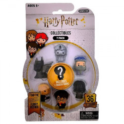 Harry Potter Collectibles 7 Pack NEW !
