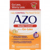 Azo, Bladder Control with Go-Less, 72 Capsules