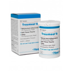 Heel Traumeel S 50 Tablets