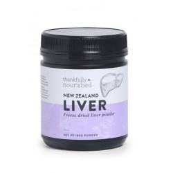 Thankfully Nourished NZ Liver Powder 200g ***HOT PRICE***