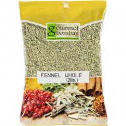 Gourmet Bombay Fennel Whole 200 g (Product of India)